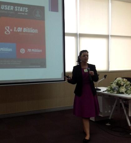 Ana Adi Thailand conference presentation
