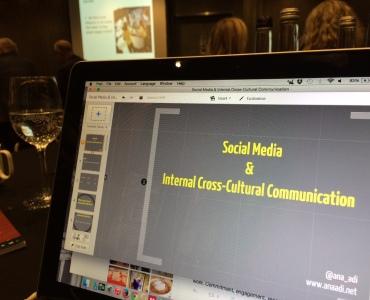 social media internal cross-cultural communication